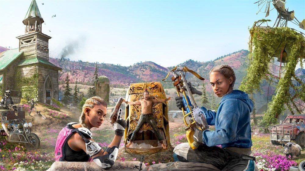 Far Cry® New Dawn
