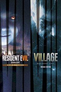 Resident Evil Village Resident Evil 7 Complete Bundle