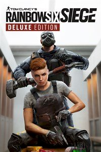 Tom Clancy Rainbow Six Siege Deluxe Edition